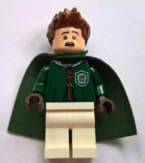 LEGO Harry Potter Lucian Bole, Quidditch Uniform Minifigure da 75956 (Invasato)