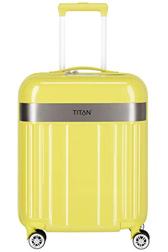 "TITAN Gepäckserie ""Spotlight Flash"" :koffer , 55 cm, 37 L, Lemon Crush"