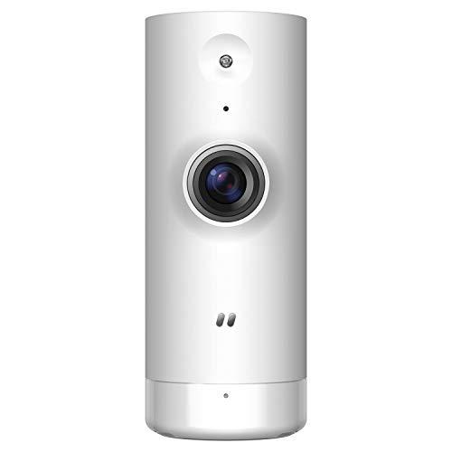 D-Link DCS-8000LH/B Mini 720p HD WiFi Camera 120 Degree Wide Angle