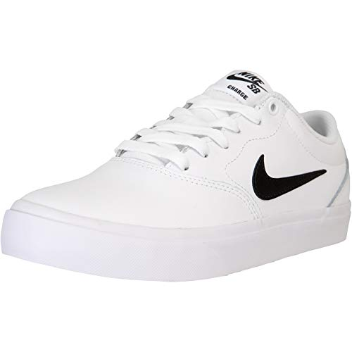 Nike SB Charge Premium - Zapatillas deportivas, color Blanco,...