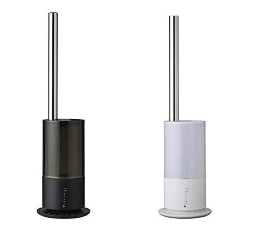 加湿器 APIX アピックス ハイブリッド式アロマ加湿器 Luxy AHD-148 ホワイト 抗菌 加湿量調節 LEDライト リモコン付 おしゃれ ホワイト ブラック (ホワイト)