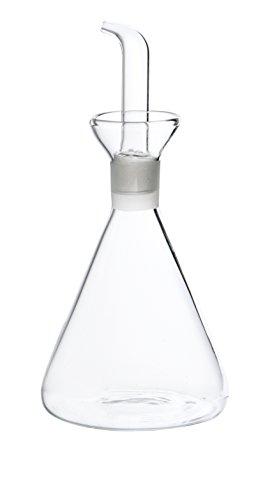 Quid - Sabores, OlieraYAcetiera in vetro, con beccuccio salvagoccia, 25 cl
