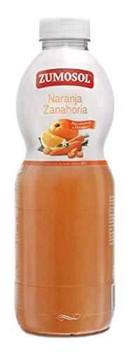 Zumosol Néctar de Naranja y Zanarahoria, 1 unidad x 1L