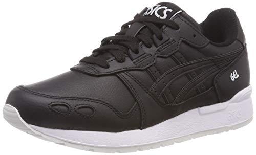 ASICS Unisex Gel-Lyte Sneaker, Schwarz (Schwarz/Weiß Schwarz/Weiß), 36 EU