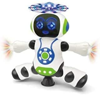 Dancing Robot Toy For Kids with Light & Music