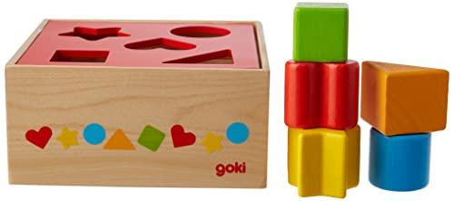 goki 58580 Sort Box, Basic