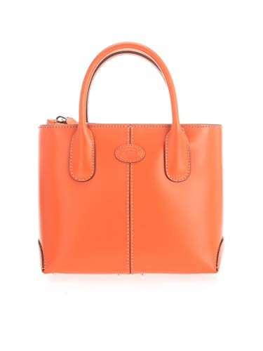 Tod's Luxury Fashion Damen XBWDBAA0100RIIG806 Orange Leder Handtaschen | Frühling Sommer 20