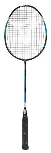 Talbot-Torro Badmintonschläger Isoforce 5051.8, Ultra Carbon4 für höchste Schlagpräzision, Mega Power Zone, 439931
