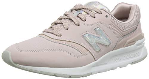 New Balance 997H, Zapatillas Mujer, Rosa Espacial, 40.5 EU