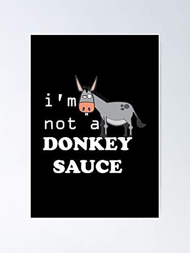 AZSTEEL Donkey Sauce Poster