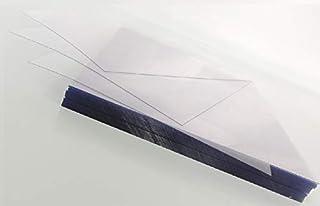 Acetato Transparente - 0.28mm - A4 Pcte c/ 50 Folhas