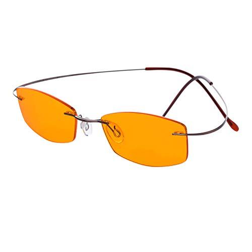 PRiSMA LiNDAU PRO Blaulichtfilter-Brille - Bildschirmzeit ohne Kopfschmerzen - L709