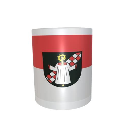 U24 Tasse Kaffeebecher Mug Cup Flagge Bad Herrenalb