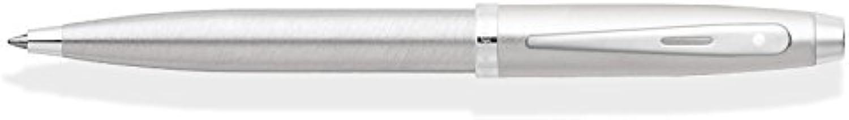 A. T. Cross Kugelschreiber Sheaffer 100 Chrom gebürstet, in Luxus-Geschenkbox B011RI2JJ8 | Spaß