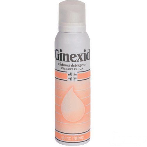 Schiuma Ginecologica Detergente Per L Igiene Intima Ginexid 150 Ml