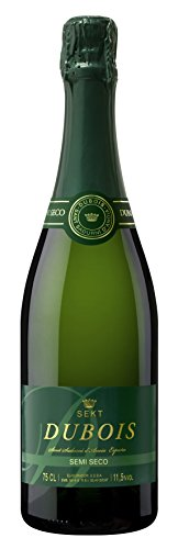 Dubois - Vino espumoso Semiseco - Botella 75 cl