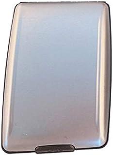 N / E Casa Estilo Simple Rfid Multifuncional Luz Y Fuerte Aluminio Seguridad Durable Cartera de Moda Titular de la Tarjeta