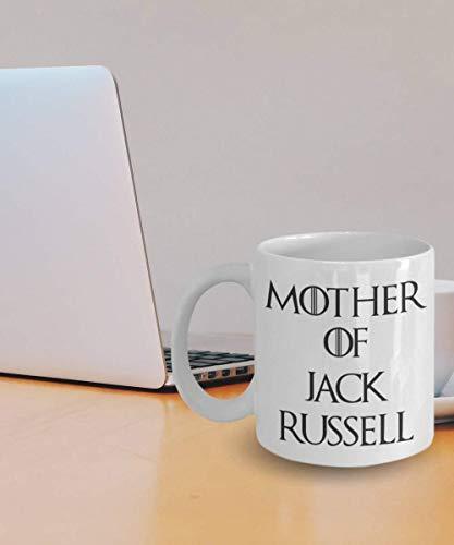 Taza Taza Jack Russell Regalo Jack Russell Regalos Jack Russell Terrier Madre de Jack Russell Madre de dragones