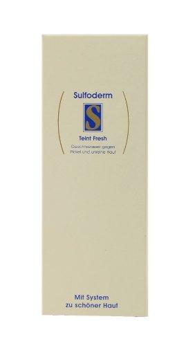 Sulfoderm Sulforderm S Teint Fresh Gesichtswasser 150ml
