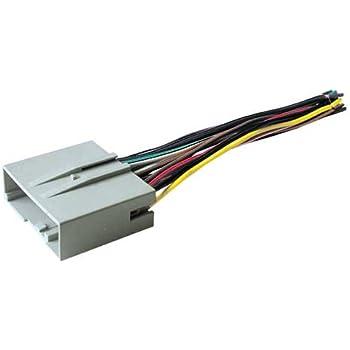 Amazon Com Stereo Wire Harness Mercury Mariner 05 06 07 2005 2006 2007 Car Radio Wiring Installation Parts Automotive