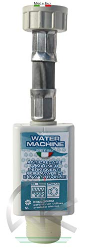 WK Magnete Anticalcare Lavatrice, Bianco