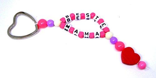 Windelzauberei Schlüsselanhänger   Anhänger für Mama - Mama ist die Beste