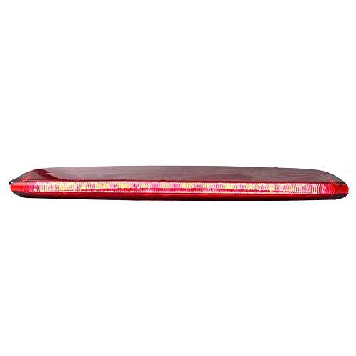 DJY-JY - Lámpara antiniebla trasera para coche, de alto nivel, para coche, luz trasera antiniebla trasera, compatible con AUDI A3, A5, Sportback S3 RS3, original OEM 8P4945097C
