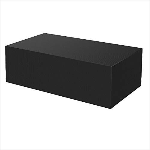 BAILR Funda para Muebles de Jardin Impermeable, Fundas Muebles Jardin Exterior, Cubierta de Muebles de Patio, Protección contra El Polvo Y Los Rayos UV, Transpirable