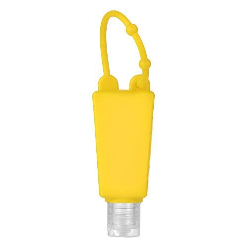 SHANYUR 1 / 5PCS Dispensador de Viaje vacío Reutilizable Cubierta de Gel de Silicona portátil de Silicona (Color : 23 1PCS)