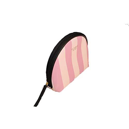 Sac de Rangement for Sac de Maquillage Petit Sac de Lavage portatif Embrayage Sacoche for téléphone Portable Sac de Transport (Color : Pink-a)