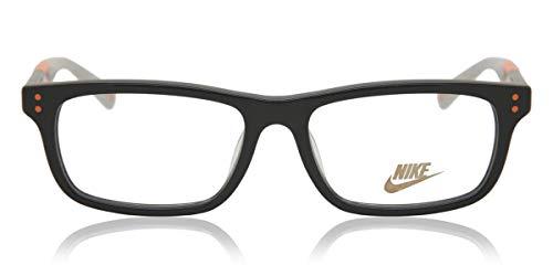 NIKE Brillengestelle Monturas de Gafas, Naranja (Orange), 48 Unisex Niños