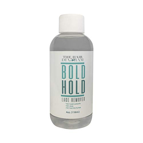 Bold Hold Remover for Lace Wigs and Hair Pieces | Lace Glue | Wig Glue …
