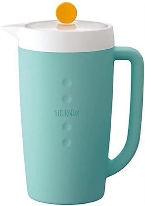 Challenge the lowest price of Japan It is very popular Thermos Cold Insulated Beverage Server Blue Mint TPG-1500 1.5L