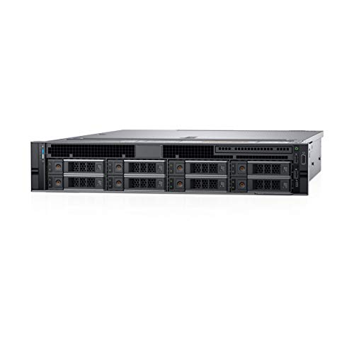Dell EMC PowerEdge R540 (1KX77) Rack Server Intel Xeon Silver-4110, 16GB RAM, 240GB SSD - (8 x 3.5' Bays)