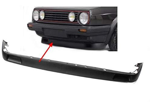 1023188 Spoilerlippe Lippe für Golf 2 Jetta 83-89 schmale Stoßstange GTI