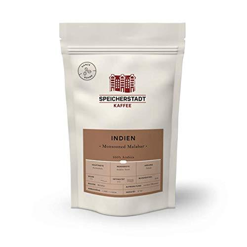 Kaffee INDIEN MONSOONED MALABAR 100% Arabica 500g