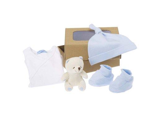 LEELA COTTON Baby Nicky-Combinaison Sans Pied coton biologique