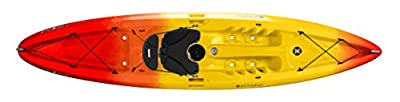 9350965042 Perception Kayak Tribe Sit On Top for Recreation by Confluence Kayaks