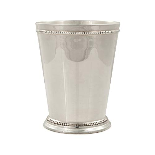 Twine Old Kentucky Home: Mint Julep Cup, 16 oz, Silver