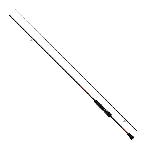 ダイワ(DAIWA) チニングロッド スピニング チニング シルバーウルフ 710ML-S チニング 釣り竿