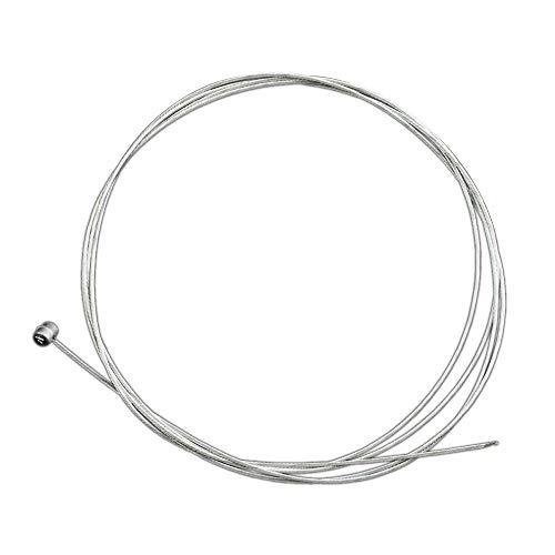 MUZIWENJU Cables de Freno de Cable de Bicicletas Universal del Camino de MTB Bicicleta de Vivienda Interior del Cable del Freno núcleo de Alambre de 2,1 m Línea de Freno Cables de Vivienda