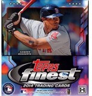2014 Topps Finest Baseball box (12 pk)