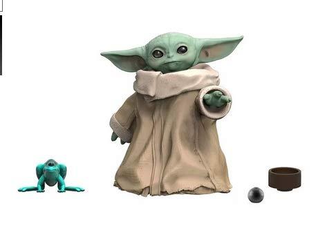 "Star Wars The Black Series The Child Toy スター・ウォーズブラックシリーズチャイルドトイ""マンダロリアンコレクティブルアクションフィギュア [並行輸入品]"