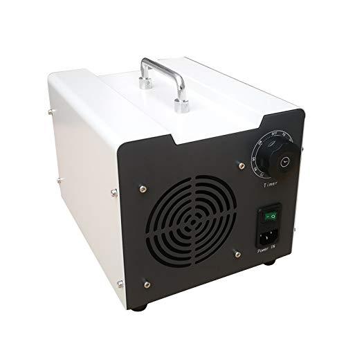 generatore di ozono display lcd Generatore di Ozono Display LCD Sull'ozono Interruttore Orario 30000Mg / Ora Sterilizzatore A Ozono Disinfezione Sterilizzatore A Disinfezione Dispositivo Per Camera/Auto/Animali Domestici (40G)