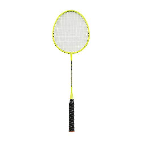Raqueta Badminton Softee GROUPSTAR 5097/5099 - Color Amarillo Fluor