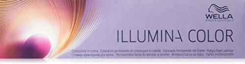 WELLA Zahl 8/69 Illumina Färben, 1er Pack (1 x 60 ml)