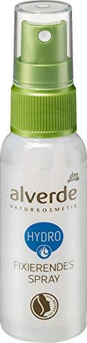 alverde NATURKOSMETIK Fixierendes Spray, 1 x 50 ml
