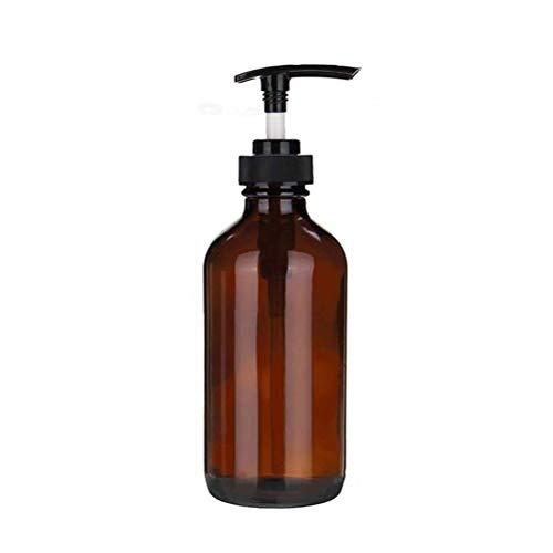 frascos de vidrio ambar de 1 litro fabricante WLD