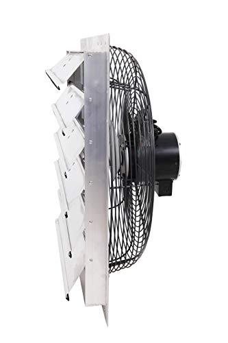 24 shutter exhaust fan - 4