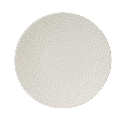 Table Passion - Assiette à pain vésuvio blanc 16 cm (lot de 6)